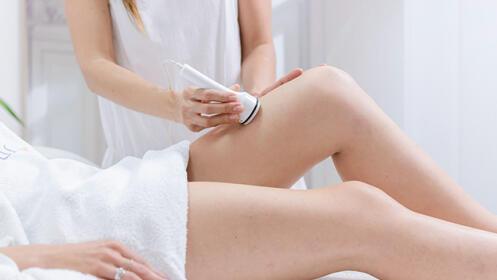 Cambia tu celulitis por firmeza con el tratamiento más novedoso y eficaz. Con ondas de choque