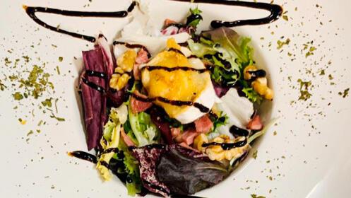 Menú degustación de 6 platos en Bilbao