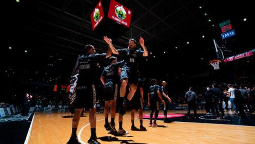 RETAbet Bilbao Basket - Baxi Manresa