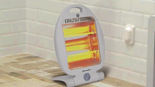 Calefactor halógeno de 800W