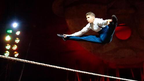 Entrada preferente de Il Circo Italiano en Fiestas de La Blanca