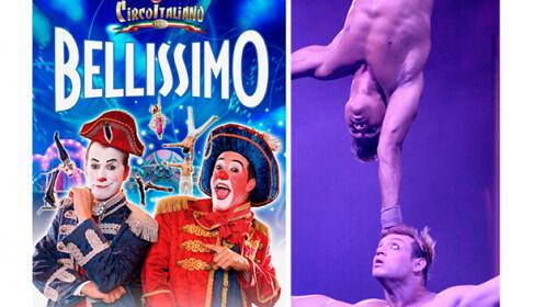 Últimas entradas Il Circo Italiano también el 9 y 10 de Agosto