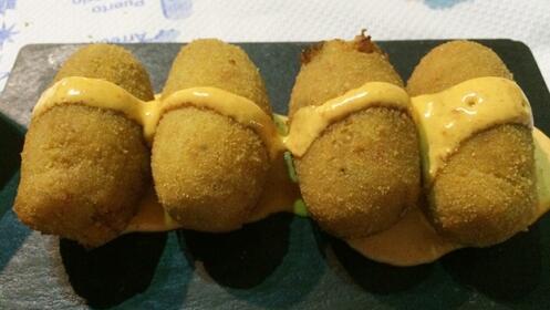 Menú txuleton a la brasa en Bilbao