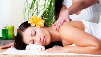 Disfruta del relax absoluto con 1 o 3 sesiones de masaje relajante
