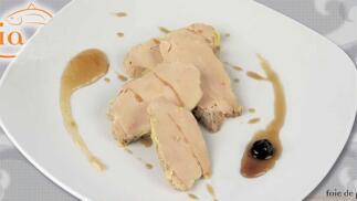 Exquisito Foie cuit artesano de 276 o 550 gramos