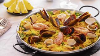 Menú de paella para 2 en  La Lonja de Olabega