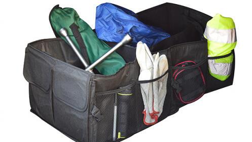Organizador para el maletero del coche