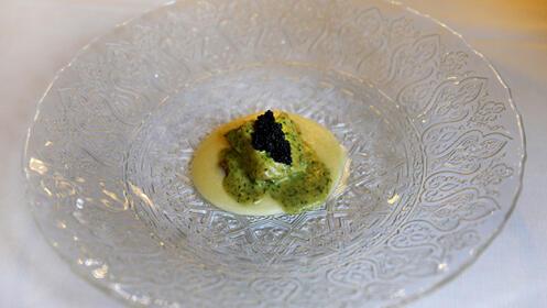 Exquisito menú Jantour en Portugalete