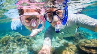 Travesía en barco + snorkel en Bermeo