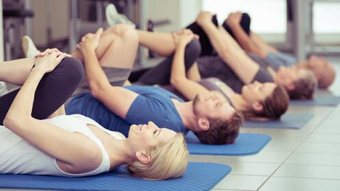 4 sesiones de gimnasia revitalizante en Bilbao