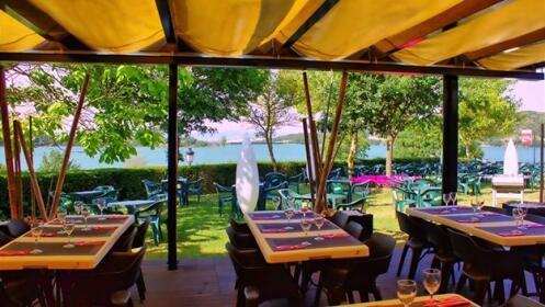 En Ullibarri–Gamboa menú degustación en el Restaurante Urbazter
