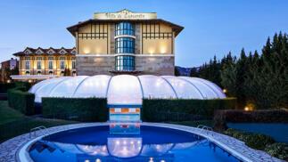 Hotel Villa Laguardia estancia con circuito de  Wine Oil Spa