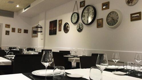 Exquisito menú degustación en Restaurante Zutik Bilbao