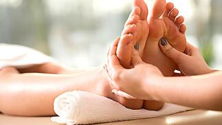 Reflexología podal, un increíble masaje de pies