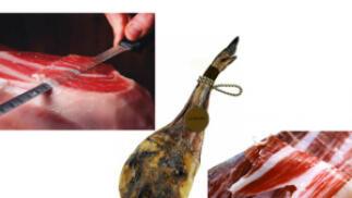 2 Paletas ibéricas con jamonero de regalo