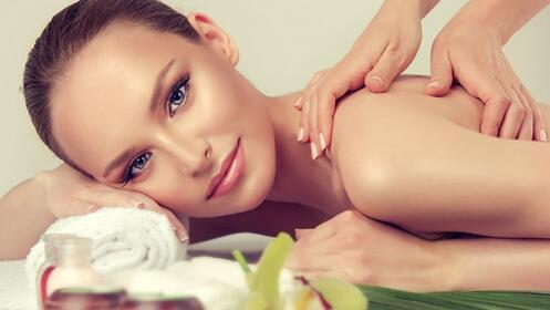 Relajáte con un masaje Tui Na de cuerpo entero