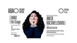 Recital de piano de  Anita Rachvelishvili en el Palacio Euskalduna