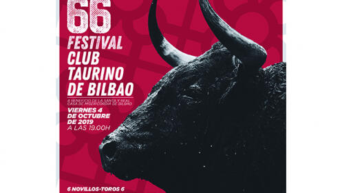 66 Festival Club Taurino de Bilbao