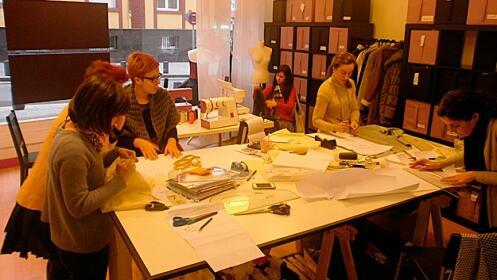 Curso de iniciación a la costura en Bilbao