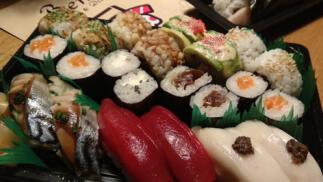 ¡Nueva apertura en Bilbao! Sushi para llevar