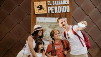 """Entrada Completa al parque """"El Barranco Perdido"""" al 50% de descuento"""