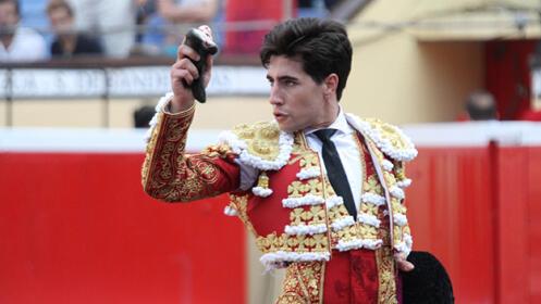 """Toros con Curro Díaz, """"Román"""", El Cid…"""