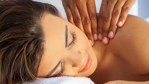 Un masaje descontracturante
