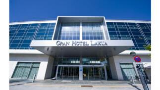 Gran Hotel Lakua***** de Vitoria-Gasteiz Menú, habitación doble y Circuito en el nuevo Spa