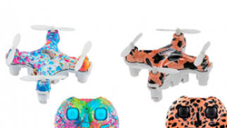 Mini Drone Cheerson CX-10D en 2 colores