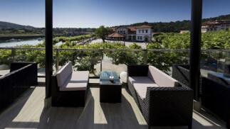 Hotel Bahía de Plentzia + AD + entradas al Guggenheim