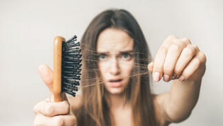 Corte de pelo caballero o tratamiento anticaída unisex