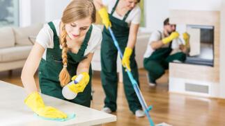 2, 3 o 4 horas de limpieza a domicilio