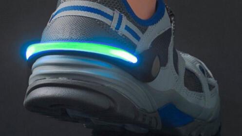 Luz LED para zapatillas o muñeca