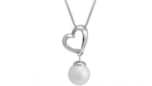 Conjunto Venecia con perlas de Swarovski