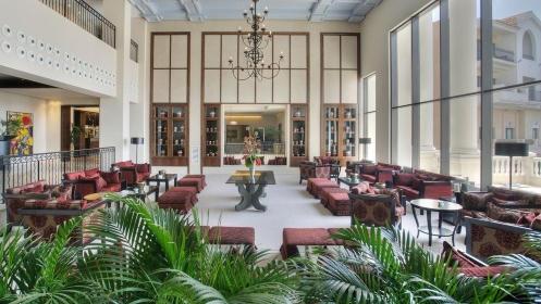 Doubletree By Hilton La Torre Golf & Spa Resort 5*****: cena, alojamiento, desayuno y Spa