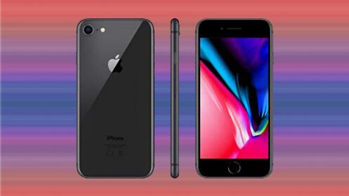 iPhone 8 64 GB Gris espacial Reacondicionado