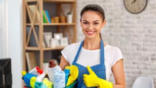 2, 3, 4 o 5 horas de servicio de limpieza de tu vivienda
