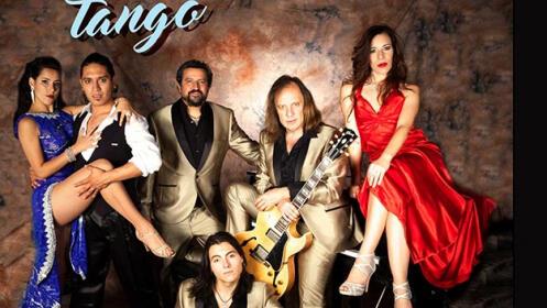 La Porteña Tango Trío en el Campos