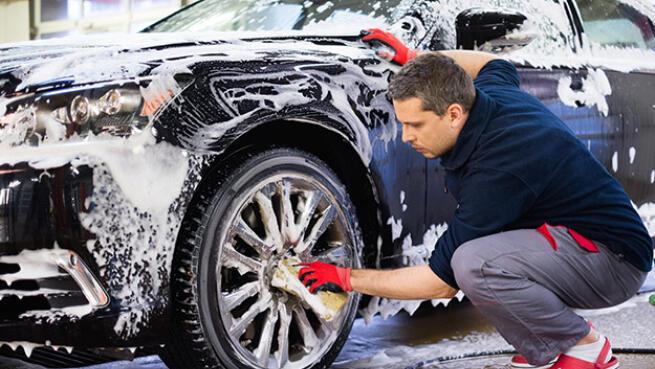 Lavado de coche en Barakaldo