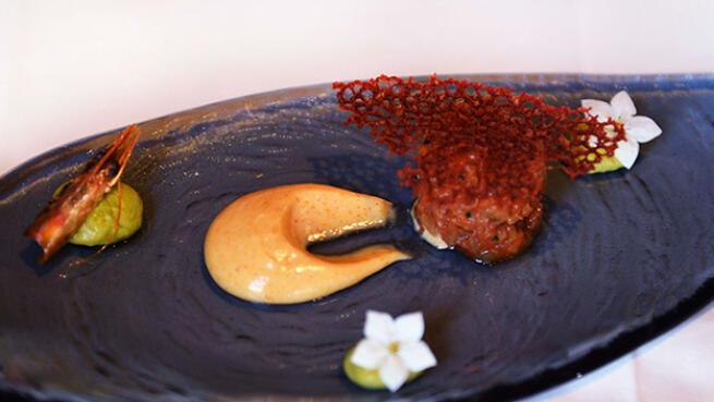 Menú especial en Restaurante Aizian