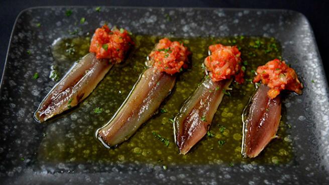 Menú con tradición en  Asador Borda