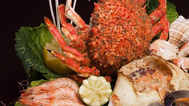 Menú arroz con bogavante azul o mariscada navideña para llevar- Take Away  o consumir en Rimbombín