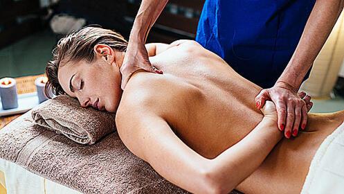 1 o 2 masajes relajante, descontracturante, piernas cansadas, manos y pies, a elegir en Bilbao