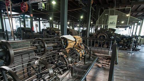 La Encartada Fabrika Museoa