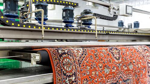 Limpieza de alfombras con recogida y entrega gratuita