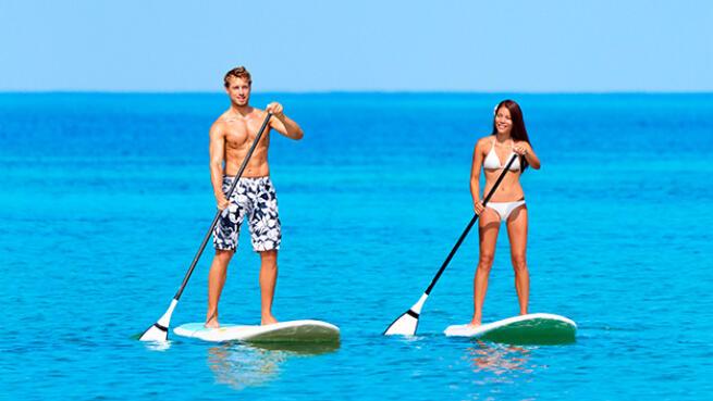 Paseo en Paddle Surf en Urdaibai