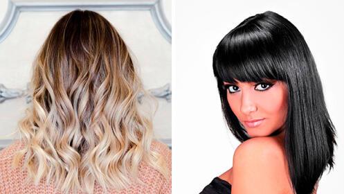 Renueva tu cabello y estilo con mechas Balayage o alisado natural con proteínas