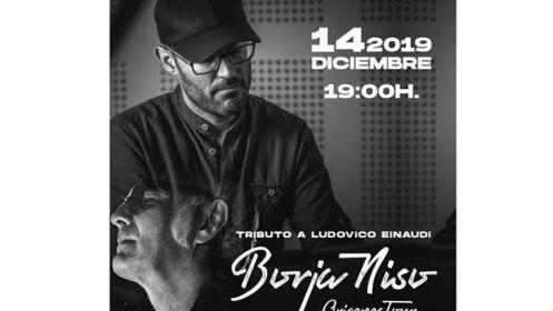 Tributo a Ludovico Einaudi ¡Últimos días!