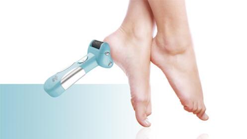Lima eléctrica para unos pies perfectos